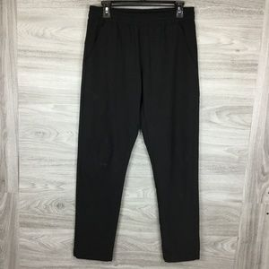 Z By Zella Black Compact Stretch Woven Pants